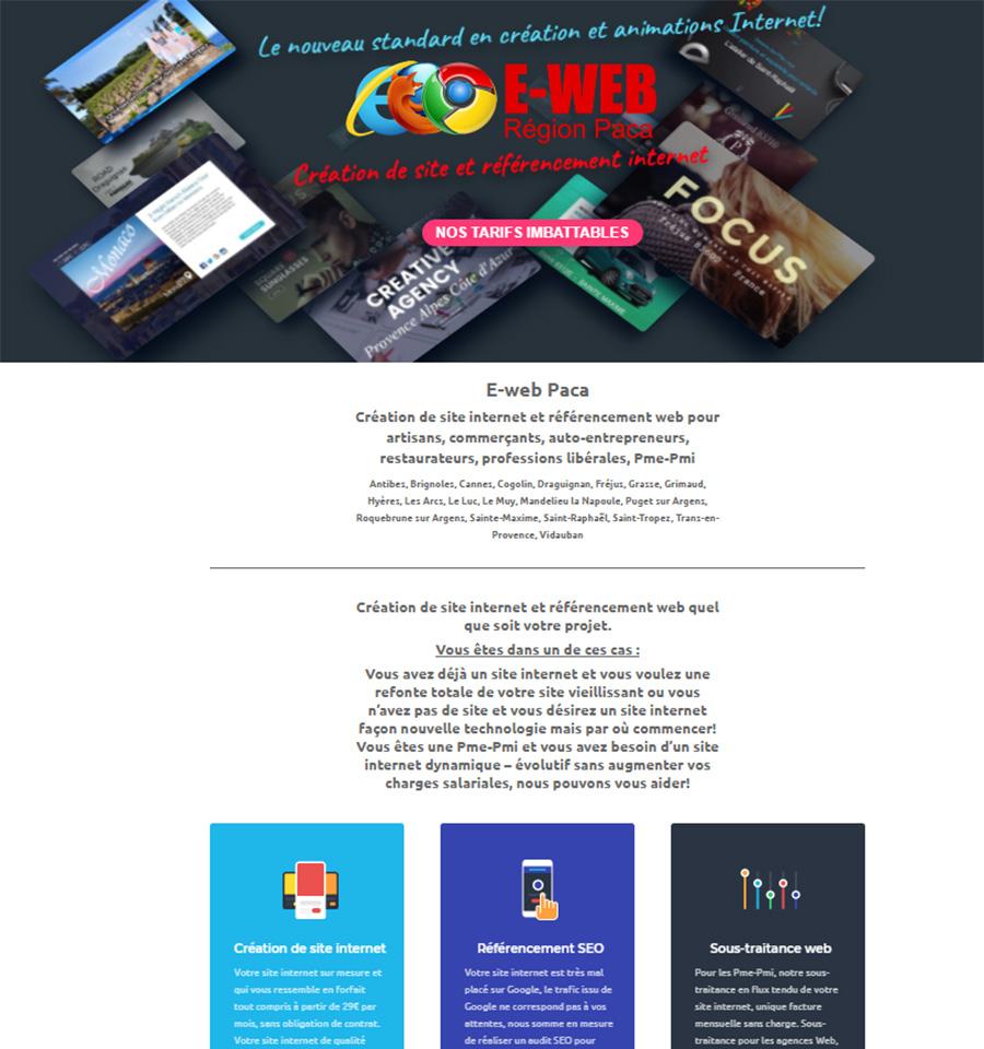 E-web Paca